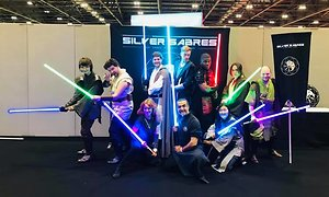 LED Sabres. SSCA_group_image